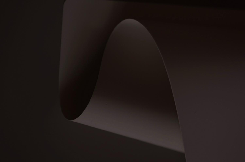 Браун суперматовая однотонная